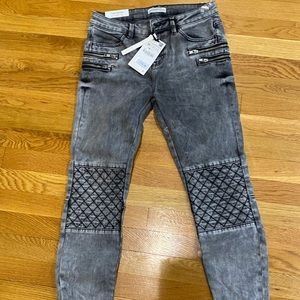 Zara Rider skinny jeans